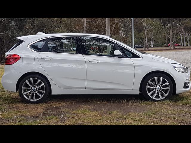 2015 BMW 2 18i ACTIVE TOURER LUXURY LINE F45 4D WAGON
