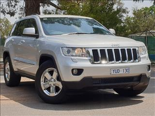 2012 JEEP GRAND CHEROKEE LAREDO (4x4) WK MY12 4D WAGON