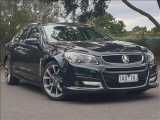 2013 HOLDEN COMMODORE SS-V VF 4D SEDAN