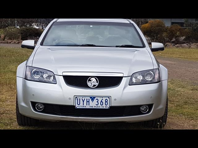 2007 HOLDEN CALAIS V VE MY08 4D SEDAN