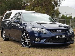 2011 FORD FALCON XR6 LIMITED EDITION FG UPGRADE UTILITY