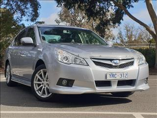 2011 SUBARU LIBERTY 2.5i PREMIUM MY11 4D SEDAN