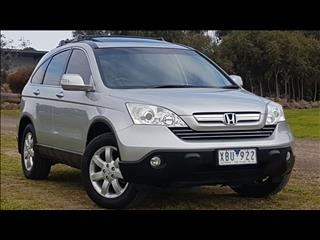 2009 HONDA CR-V (4x4) LUXURY MY07 4D WAGON