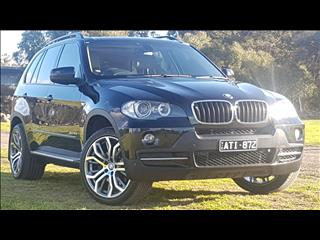 2010 BMW X5 xDRIVE 30d E70 MY09 4D WAGON