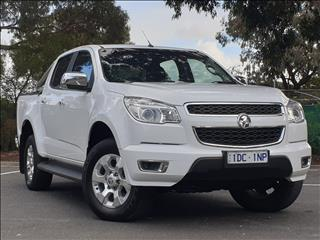 2015 HOLDEN COLORADO LTZ (4x2) RG MY15 CREW CAB P/UP