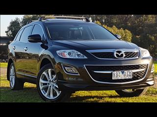 2010 MAZDA CX-9 LUXURY 10 UPGRADE 4D WAGON