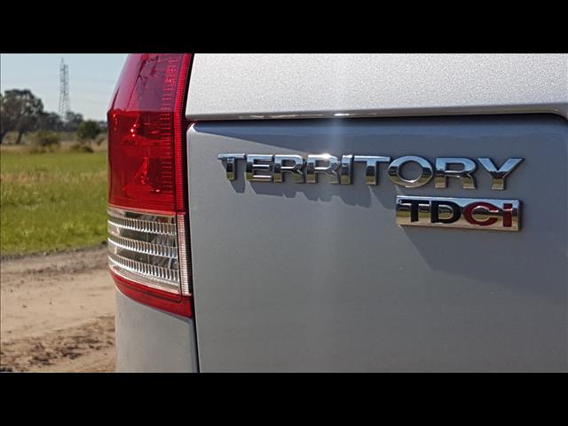 2013 FORD TERRITORY TX (RWD) SZ 4D WAGON