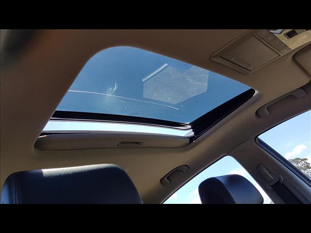 2009 HOLDEN CAPTIVA LX (4x4) CG MY09.5 4D WAGON