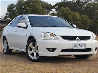 2008 MITSUBISHI 380 SX DB SERIES III 4D SEDAN