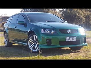 2010 HOLDEN COMMODORE SV6 VE MY10 4D SPORTWAGON