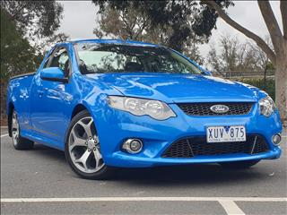 2010 FORD FALCON XR6 50TH ANNIVERSARY FG UPGRADE UTILITY
