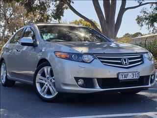 2010 HONDA ACCORD EURO LUXURY 10 4D SEDAN