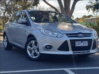 2012 FORD FOCUS TREND LW 5D HATCHBACK
