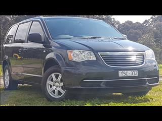 2012 CHRYSLER GRAND VOYAGER LX RT MY12 4D WAGON