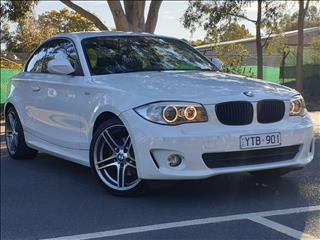 2011 BMW 1 20i E82 MY11 2D COUPE