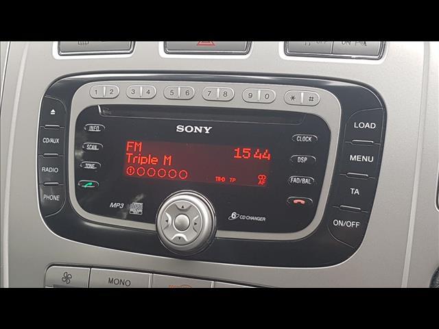 2009 FORD MONDEO ZETEC MB 4D WAGON