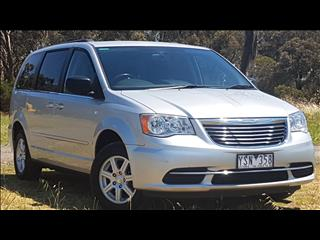 2011 CHRYSLER GRAND VOYAGER LX RT MY11 4D WAGON
