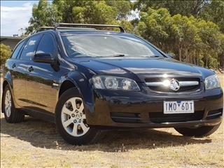 2008 HOLDEN COMMODORE OMEGA VE MY09 4D SPORTWAGON