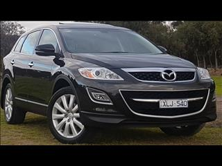 2009 MAZDA CX-9 LUXURY 09 UPGRADE 4D WAGON
