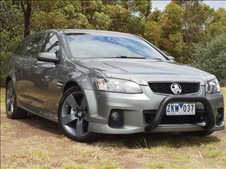 2012 HOLDEN COMMODORE SV6 Z-SERIES VE II MY12.5 4D SPORTWAGON