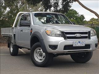 2010 FORD RANGER XL HI-RIDER (4x2) PK SUPER CAB CHASSIS