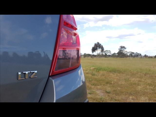 2015 HOLDEN TRAX LTZ TJ MY15 4D WAGON