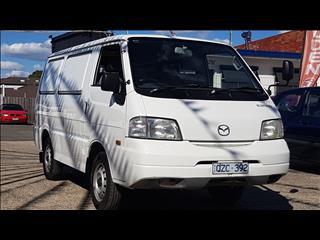 2001 MAZDA E2000 (SWB) SH92 VAN