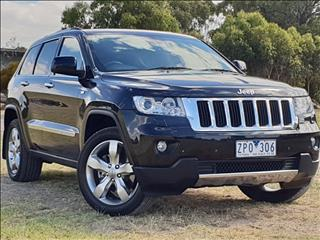 2013 JEEP GRAND CHEROKEE LIMITED (4x4) WK MY13 4D WAGON