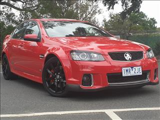 2012 HOLDEN COMMODORE SS-V Z-SERIES VE II MY12.5 4D SEDAN