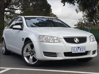 2011 HOLDEN COMMODORE OMEGA VE II 4D SEDAN