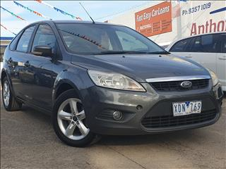 2009 FORD FOCUS LX LV 5D HATCHBACK