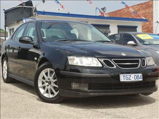 2004 SAAB 9-3 ARC 2.0T MY04 4D SEDAN