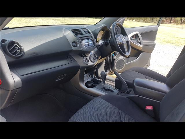 2011 TOYOTA RAV4 CV (2WD) ACA38R 4D WAGON