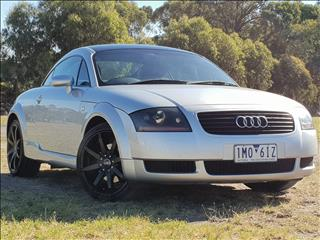 2000 AUDI TT MY99 2D COUPE