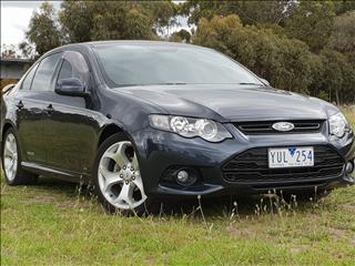 2012 FORD FALCON XR6 FG UPGRADE 4D SEDAN
