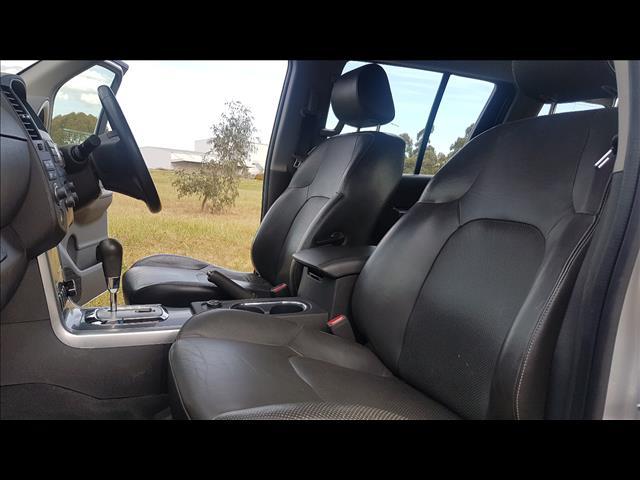 2011 NISSAN PATHFINDER Ti (4x4) R51 SERIES 4 4D WAGON