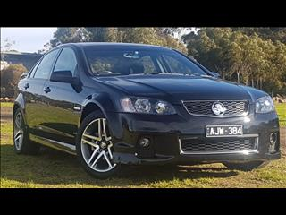 2013 HOLDEN COMMODORE SV6 VE II MY12.5 4D SEDAN