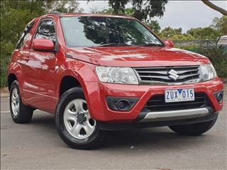 2013 SUZUKI GRAND VITARA (4x4) JT MY13 2D WAGON