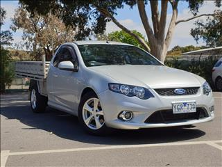 2010 FORD FALCON XR6 FG UTILITY