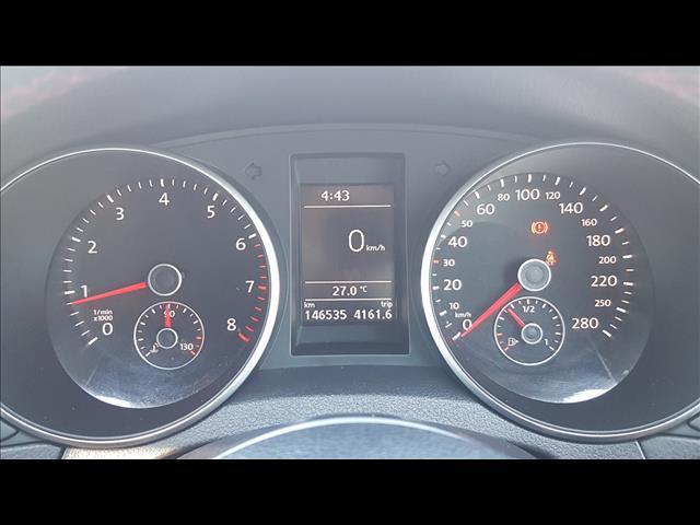 2010 VOLKSWAGEN GOLF GTi 1K MY10 5D HATCHBACK
