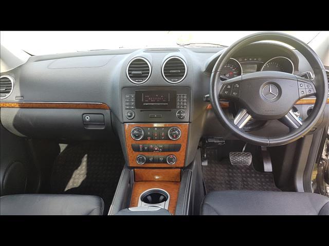 2007 MERCEDES-BENZ GL 320 CDI 164 4D WAGON