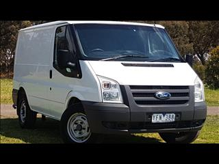 2010 FORD TRANSIT LOW (SWB) VM MY10 VAN