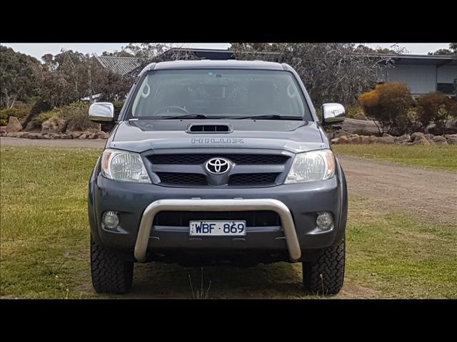 2007 TOYOTA HILUX SR5 (4x4) KUN26R 07 UPGRADE DUAL CAB P/UP