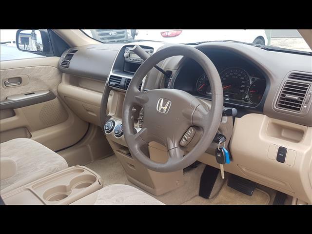 2005 HONDA CR-V (4x4) 2005 UPGRADE 4D WAGON