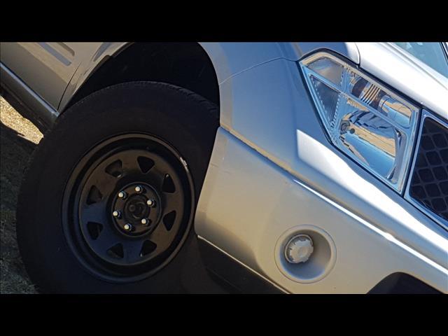 2013 NISSAN NAVARA RX (4x4) D40 MY13 DUAL C/CHAS