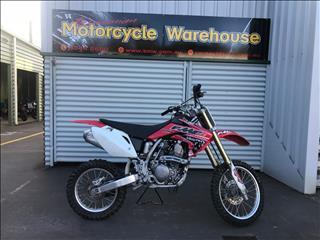 2007 HONDA CRF150RB 150CC 7 MOTOCROSS
