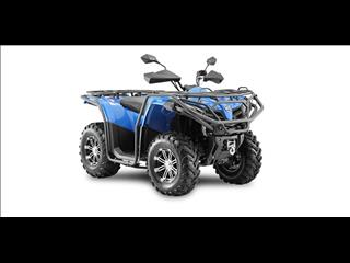 2017 CF MOTO X5 FARM S 500CC ATV