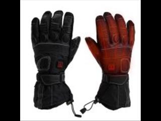 12V Heated Motorcycle Touring Gloves - Road Bike Gear