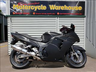1997 HONDA CBR1100XX (SUPER BLACKBIRD) 1100CC SPORTS