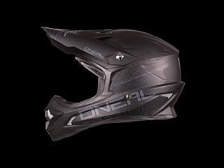O'Neal 2017 3 Series Helmet Flat Black - Moto Cross Gear